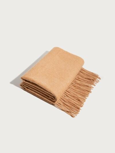 EDITED Schal 'Esma' in karamell, Produktansicht