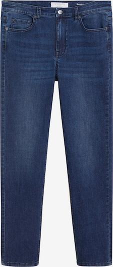VIOLETA by Mango Jeans 'Susan' in blau: Frontalansicht