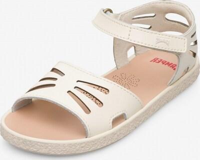 CAMPER Sandalen 'Miko' in creme, Produktansicht