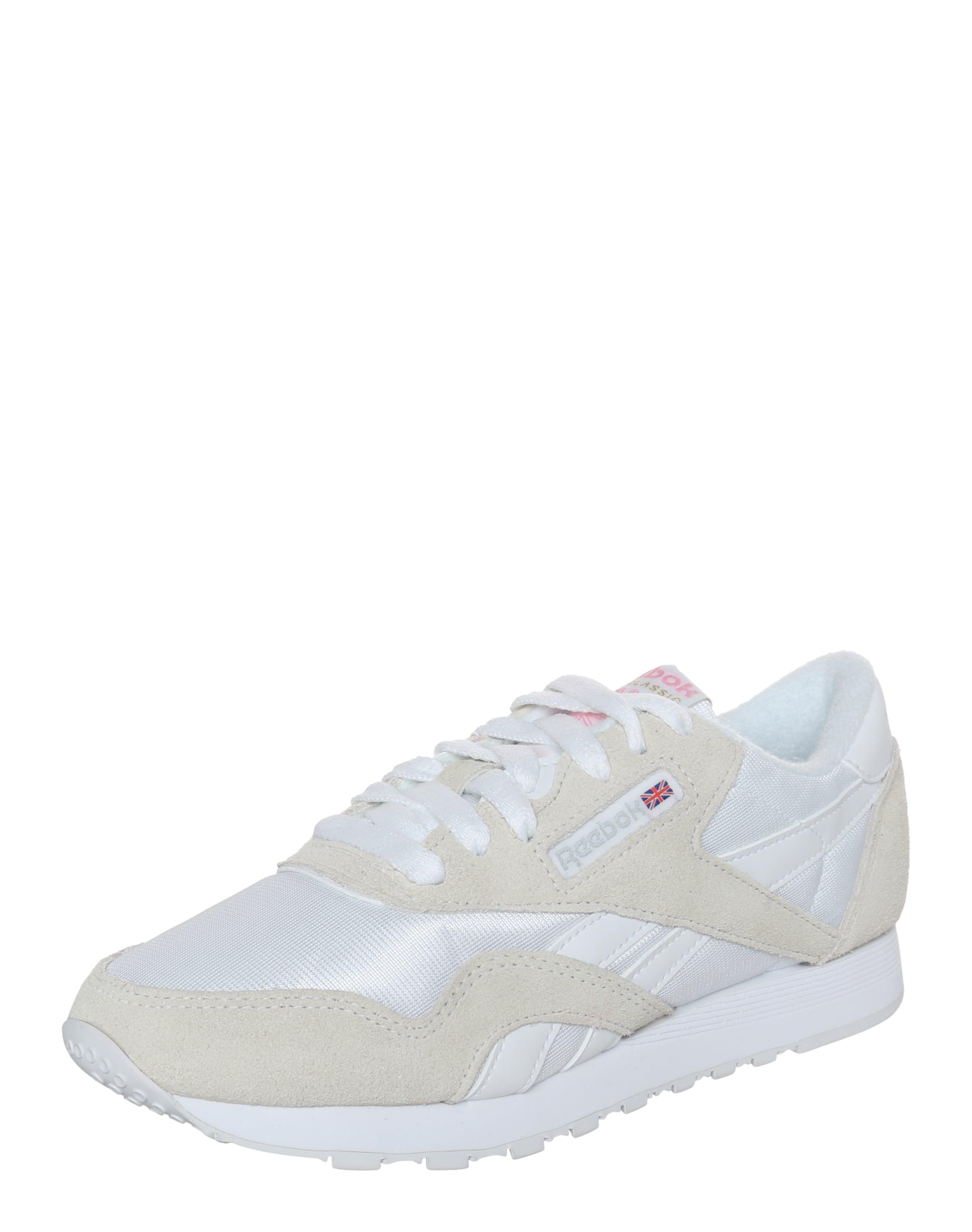 Reebok Classic In Sneaker Aus Materialmix BeigeWeiß XZiwOuTPk