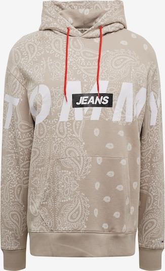 Megztinis be užsegimo 'BANDANA' iš Tommy Jeans , spalva - smėlio, Prekių apžvalga