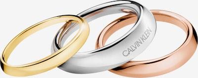 Calvin Klein Ring Edelstahl in mischfarben, Produktansicht