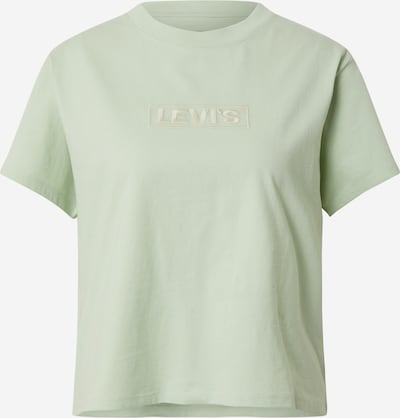 LEVI'S Shirt 'GRAPHIC VARSITY' in pastellgrün, Produktansicht