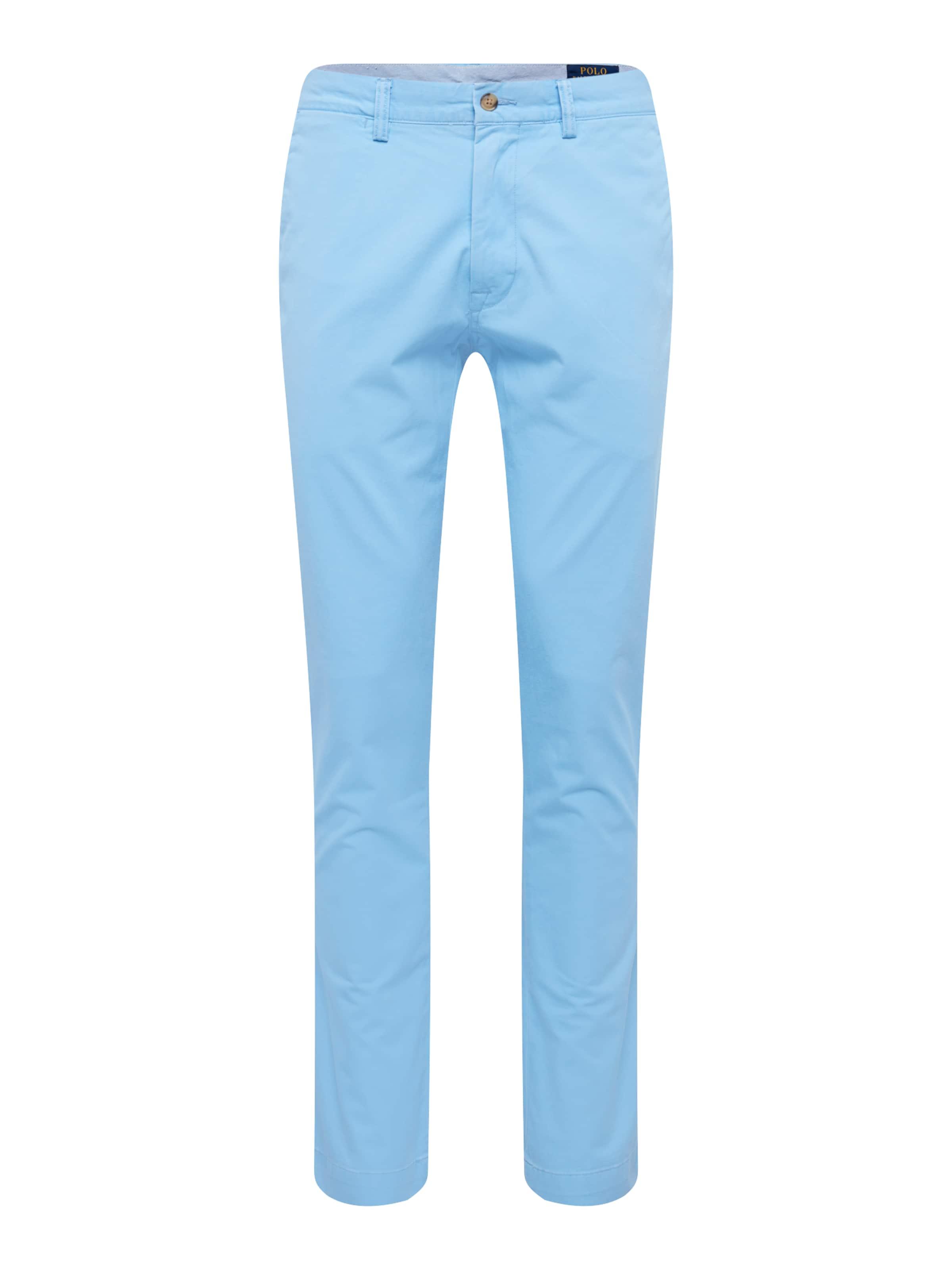 En Pantalon Clair Bleu Lauren Ralph Polo 'bedford' Chino NOP8wnkZX0