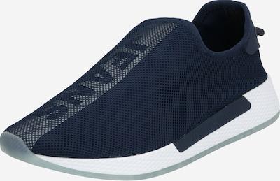 Tommy Jeans Sneakers laag in de kleur Donkerblauw / Wit, Productweergave
