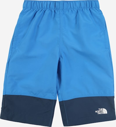 THE NORTH FACE Shorts in blau / schwarz, Produktansicht