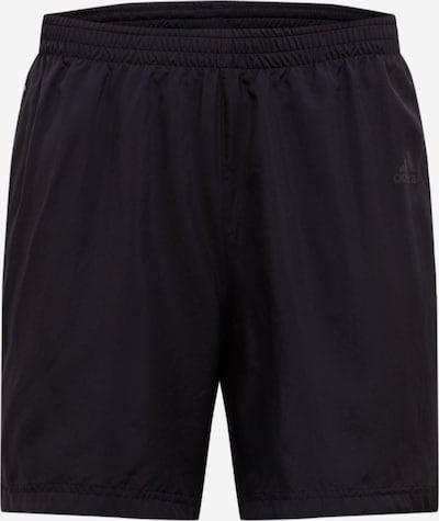 ADIDAS PERFORMANCE Sporthose in neongrün / schwarz, Produktansicht