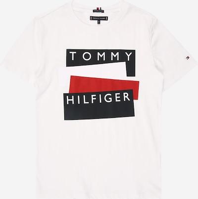 TOMMY HILFIGER Tričko - bílá: Pohled zepředu