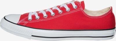 CONVERSE Sneaker in rot, Produktansicht
