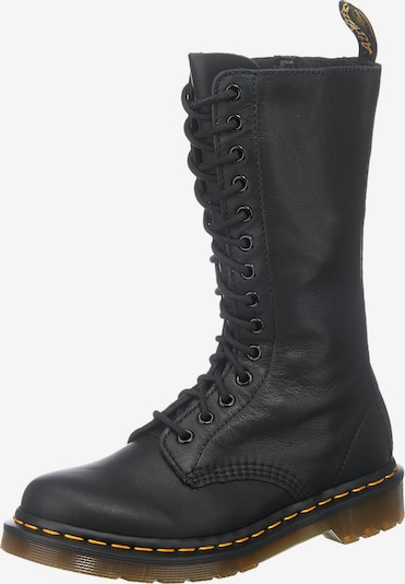 Dr. Martens Lace-Up Boots '1B99 Virginia' in Black, Item view