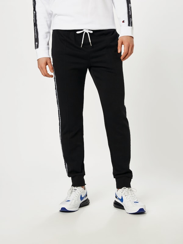 Champion Authentic Athletic Apparel Hose in schwarz, Modelansicht