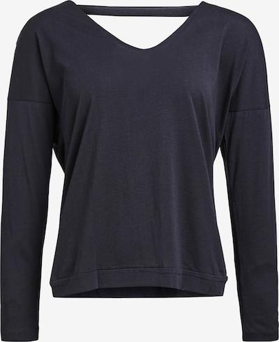 khujo Shirt 'Tasga' in nachtblau, Produktansicht