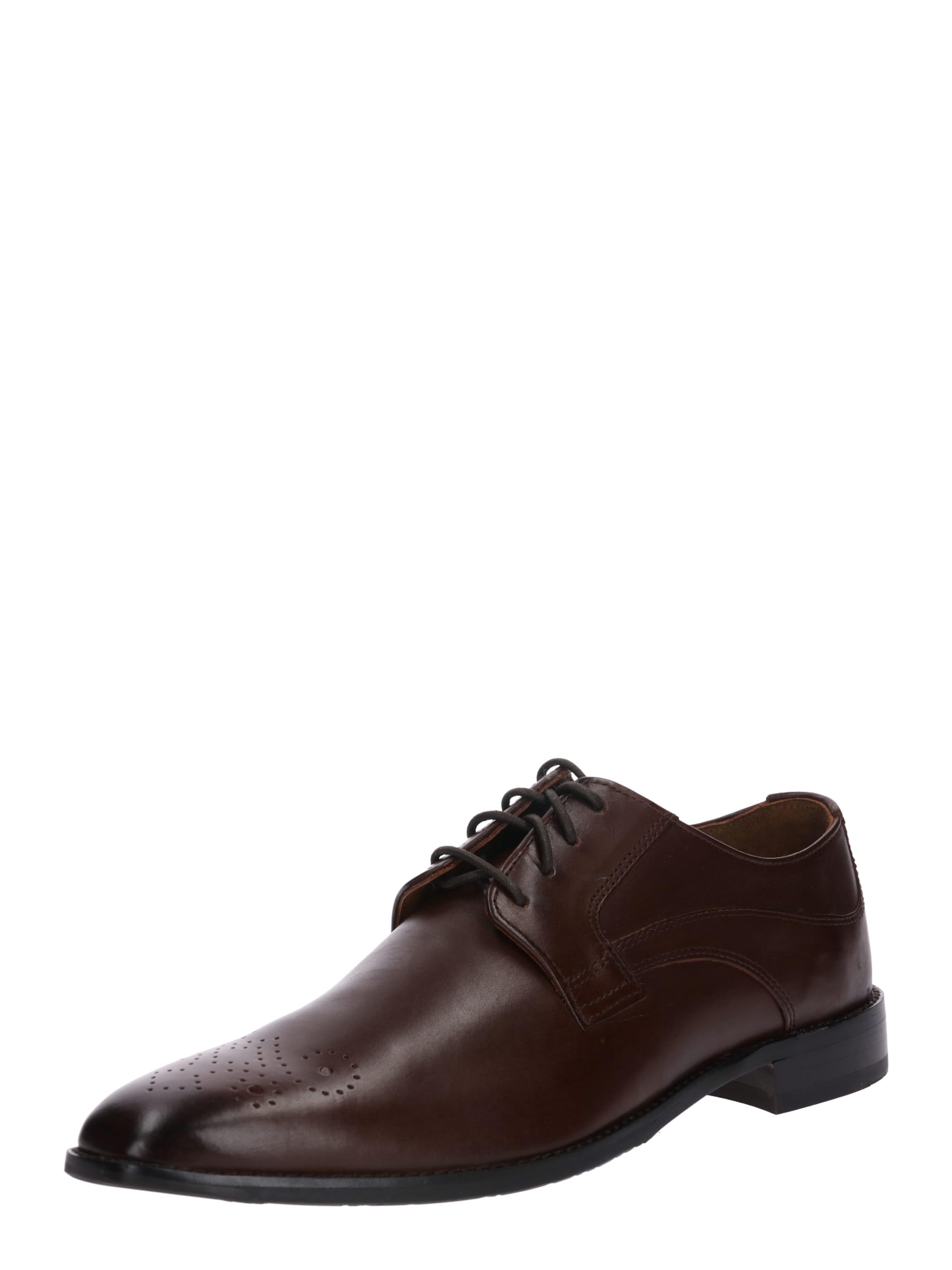 Lacets Chaussure À Gordonamp; 'lorenzo' Bros Brun En Foncé y80nOmwNvP