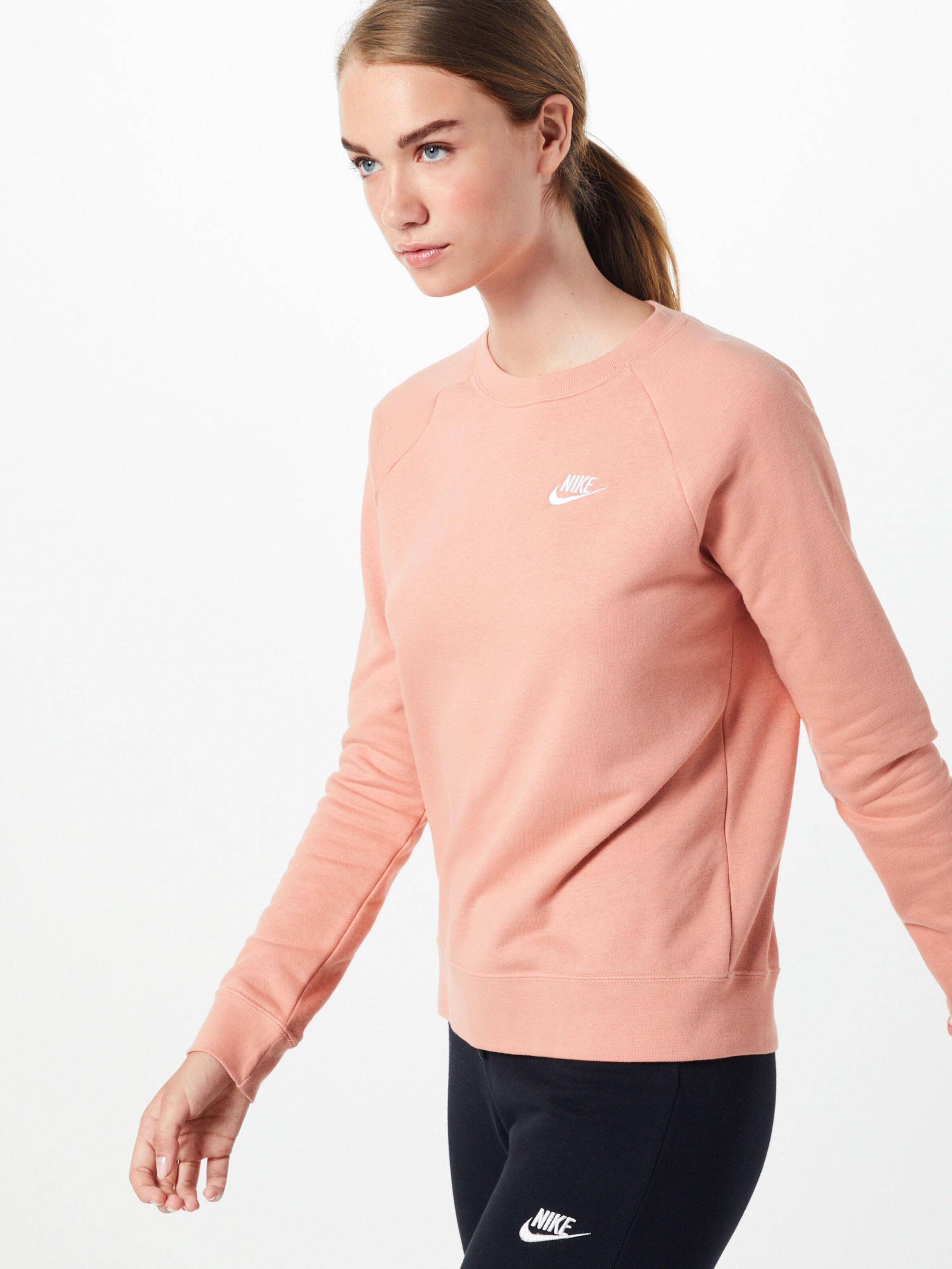 En Sportswear Sweat shirt RoseBlanc Nike SzVpqGUM