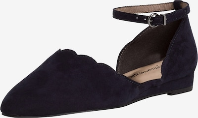 TAMARIS Strap ballerina in Cobalt blue, Item view