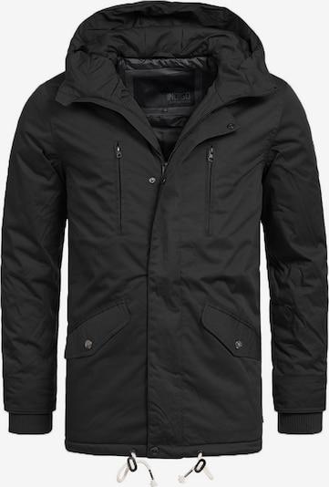 INDICODE JEANS Winterparka ' Chance ' in de kleur Zwart, Productweergave