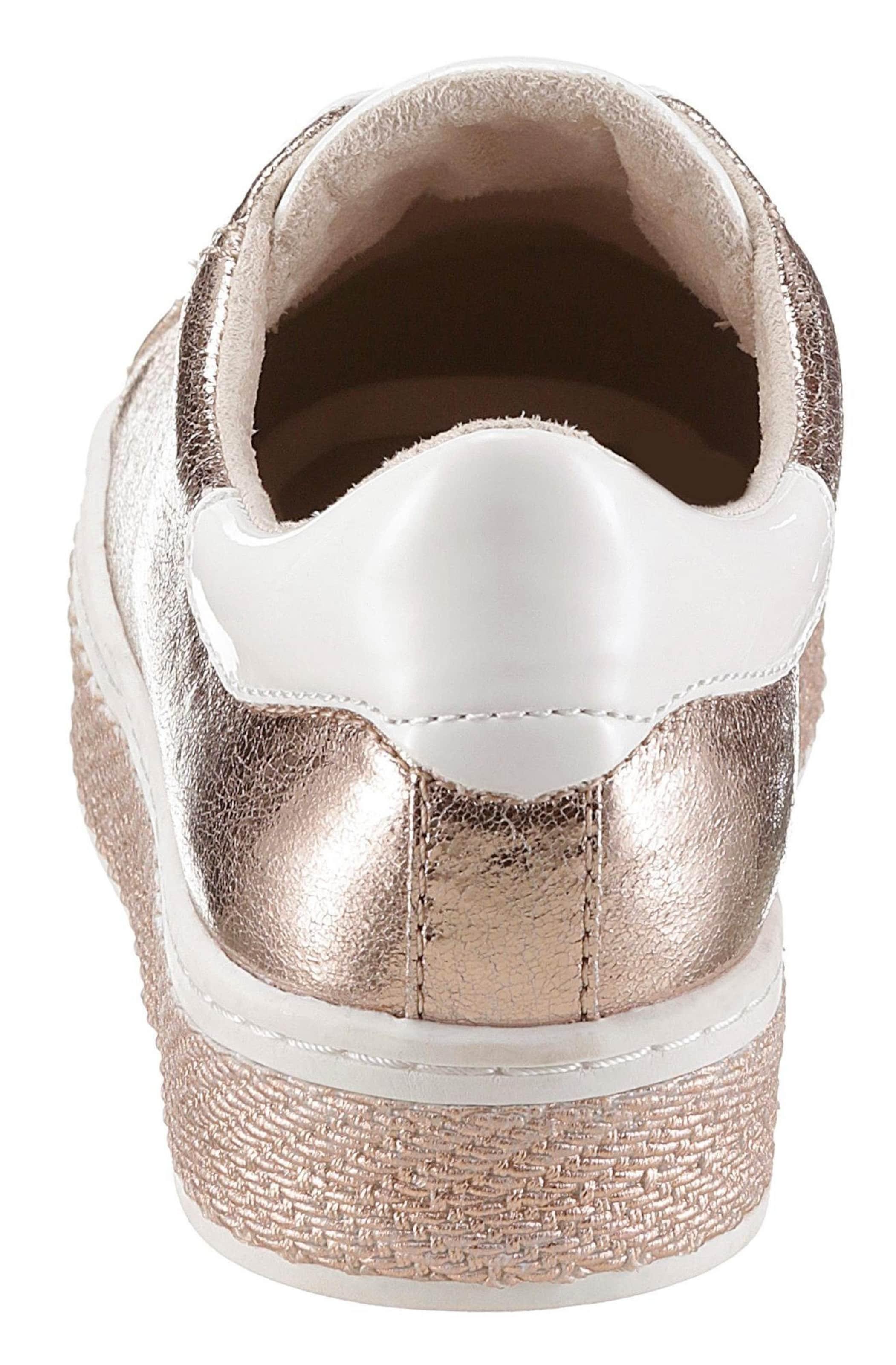 Sneaker S BronzeRosegold S S oliver In oliver oliver Sneaker In BronzeRosegold YDWEH29I