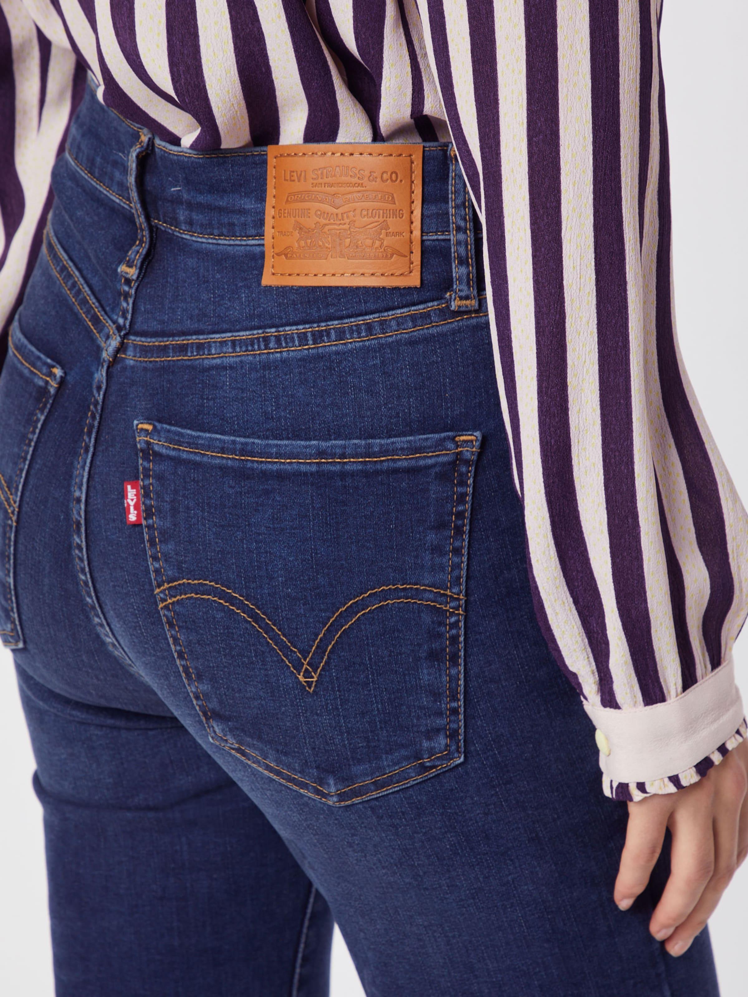 Levi's 'mile Jeans High' Denim Blue In Yybg6f7