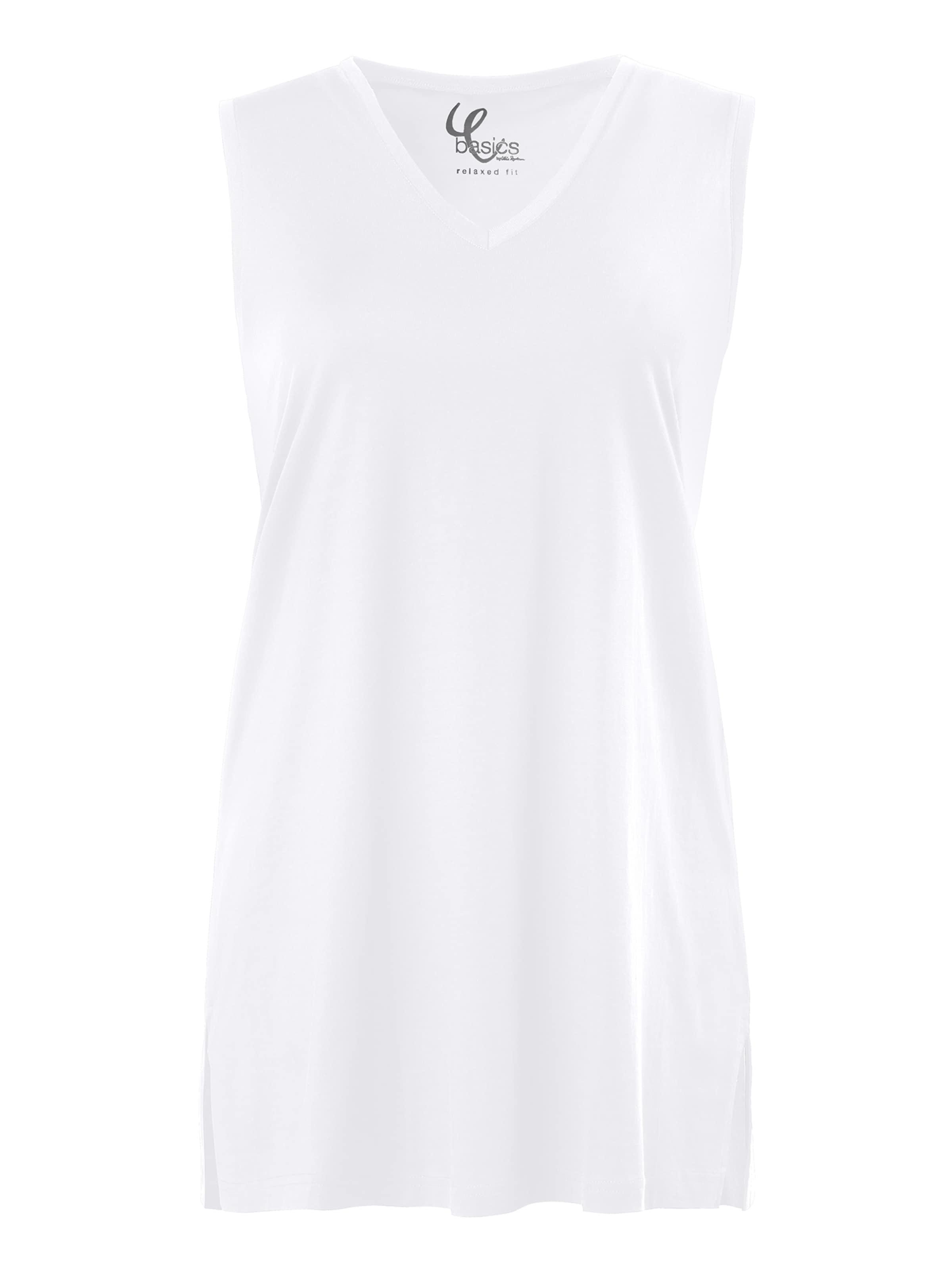 Blanc T Ulla shirt En Popken SGqzUVpM
