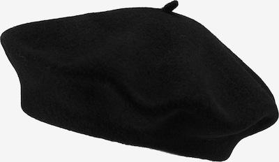 LOEVENICH Baskenmütze in schwarz, Produktansicht