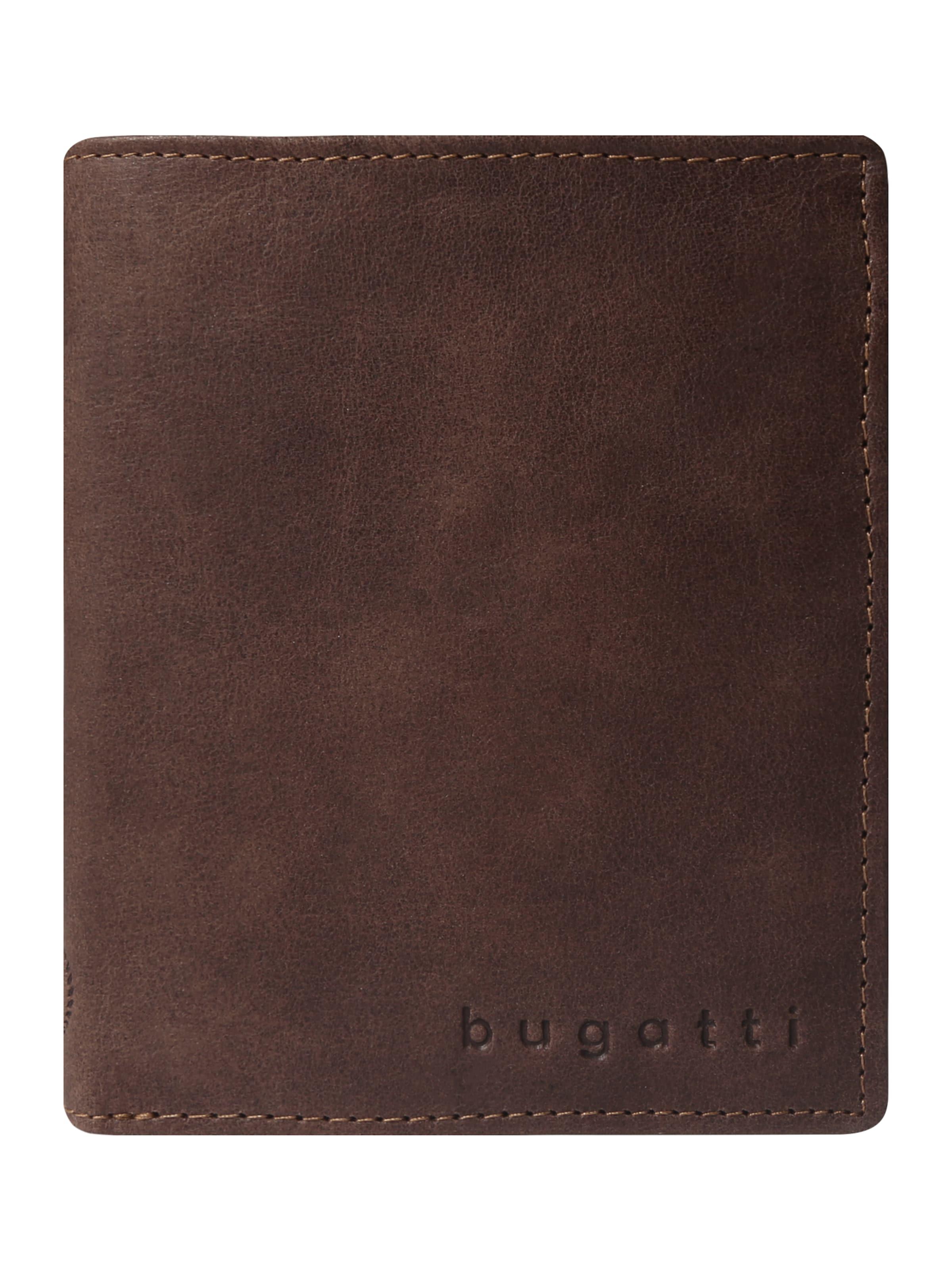 monnaies Porte Bugatti 'volo' En Marron HD29WEI