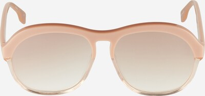 LE SPECS Lunettes de soleil 'BURNOUT' en rosé, Vue avec produit