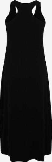 Urban Classics Robe d'été en noir: Vue de dos