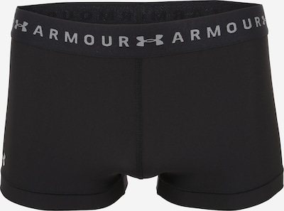UNDER ARMOUR Sports trousers in Grey / Black, Item view