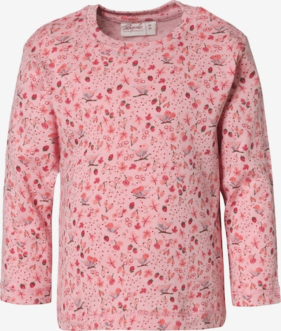People Wear Organic Langarmshirt in rosa, Produktansicht