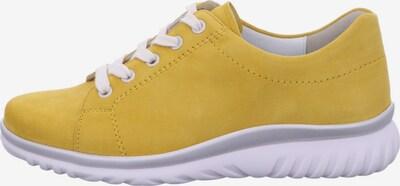 SEMLER Schnürschuhe in gelb, Produktansicht