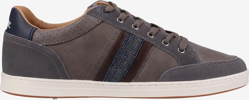 Lee Cooper Sneakers laag in Navy / Grijs / Wit RsqgXfpN