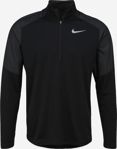 NIKE Funkční tričko - antracitová / černá, Produkt