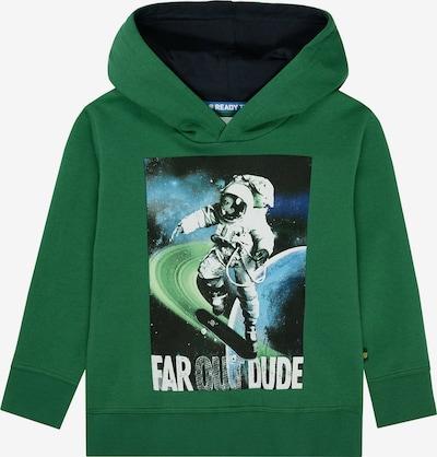 STACCATO Sweatshirt in grün / mischfarben, Produktansicht
