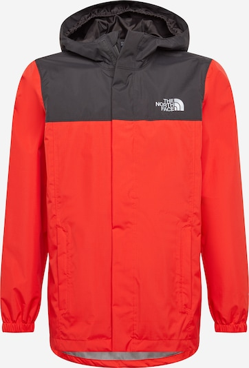 THE NORTH FACE Jacke 'Resolve' in orange / schwarz, Produktansicht