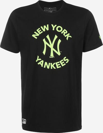 NEW ERA T-Shirt ' MLB New York Yankees ' in schwarz, Produktansicht