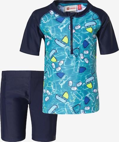 LEGO WEAR Schwimmanzug in marine / mischfarben, Produktansicht