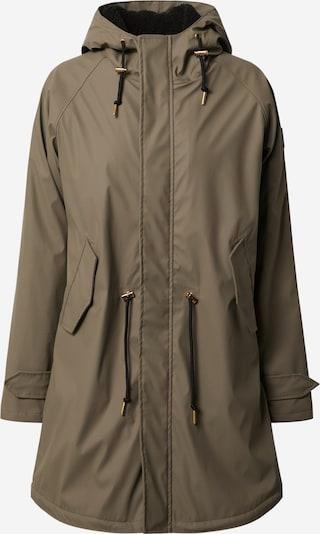 Derbe Přechodný kabát 'Mono' - zlatá / olivová / černá, Produkt