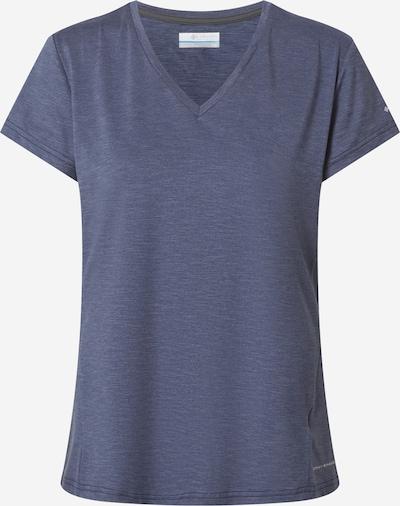COLUMBIA T-shirt fonctionnel 'Bryce' en bleu-gris, Vue avec produit