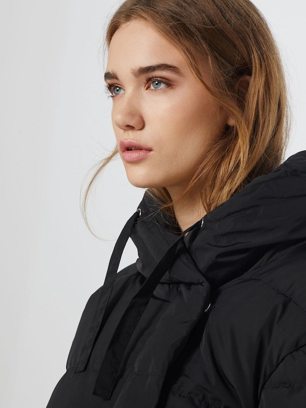 MOS MOSH Daunenjacke 'Leona' in schwarz | ABOUT YOU