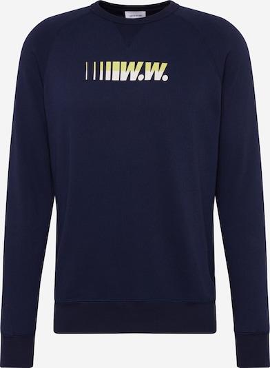 WOOD WOOD Sweatshirt 'Hester' in navy, Produktansicht