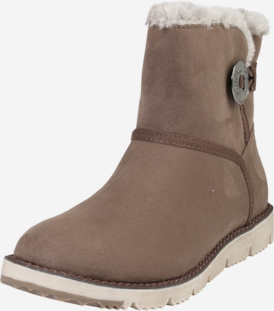s.Oliver Snowboots in braun, Produktansicht