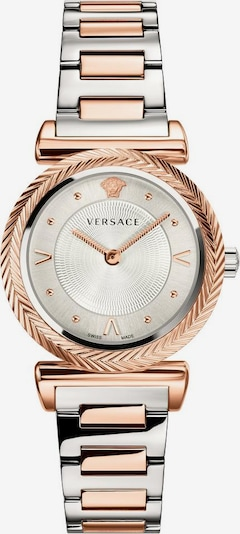 VERSACE Schweizer Uhr 'V-MOTIF, VERE00718' in rosegold / silber, Produktansicht