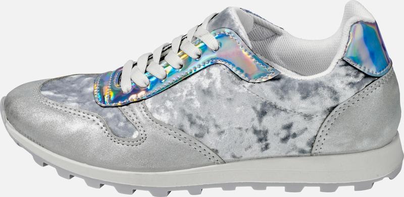 heine Samt--Gutes   Sneaker mit Samt--Gutes heine Preis-Leistungs-Verhältnis, es lohnt sich,Sonderangebot-3666 951706