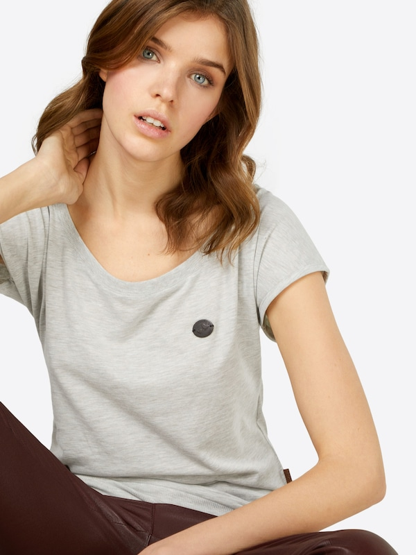 naketano T-Shirt 'Wolle'