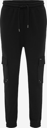 DREIMASTER Jogginghose in schwarz, Produktansicht