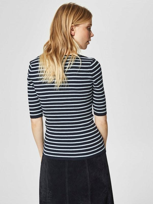 SELECTED FEMME Gestreiftes T-Shirt