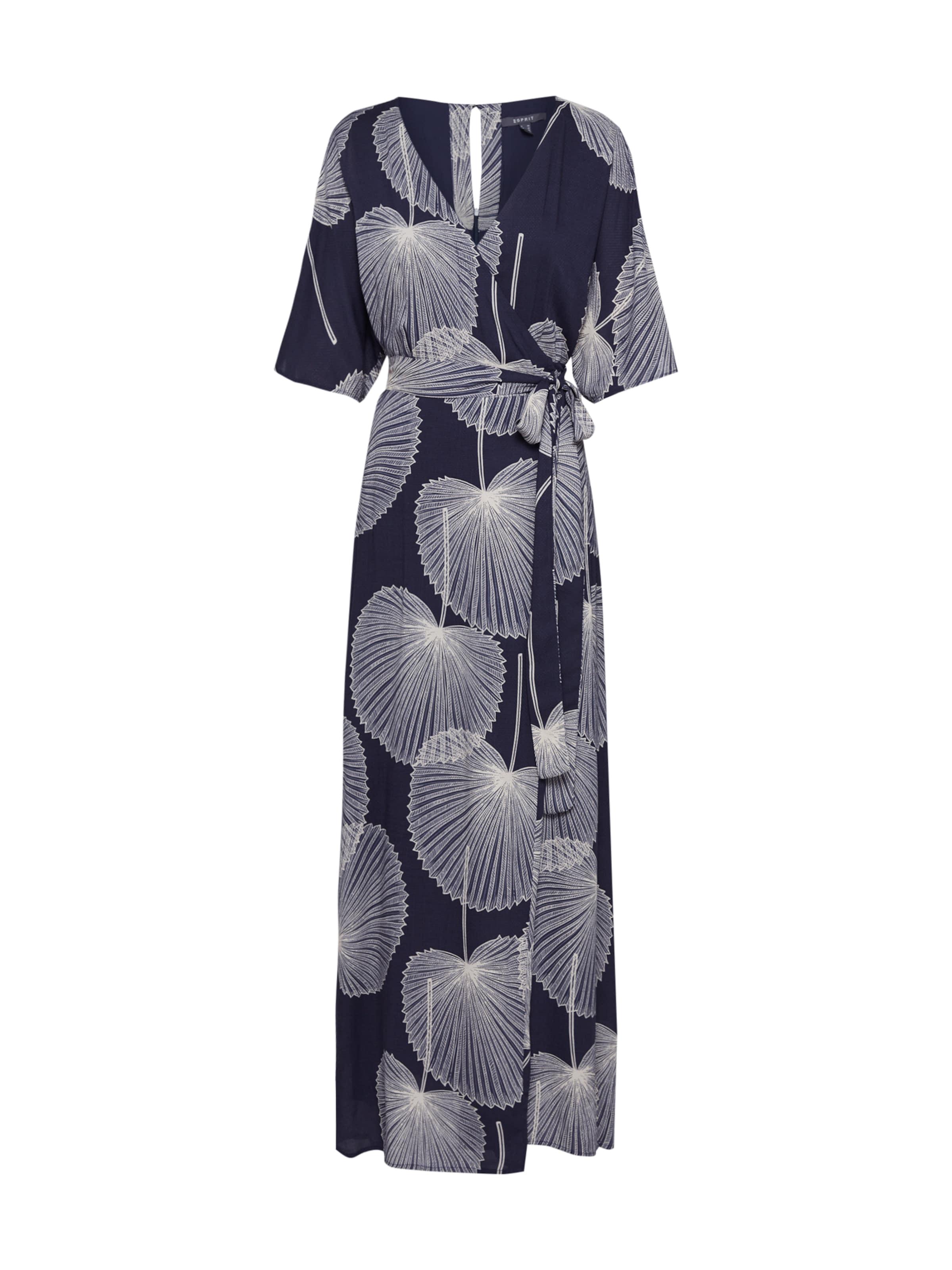 Bleu D'été Robe Collection Esprit En Foncé SMUVpz