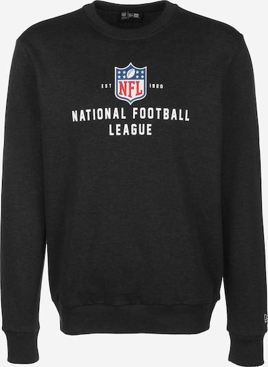 NEW ERA Sweater in blau / rot / weiß, Produktansicht