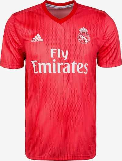 ADIDAS PERFORMANCE Fußballtrikot 'Real Madrid 18/19 CL' in hellrot, Produktansicht