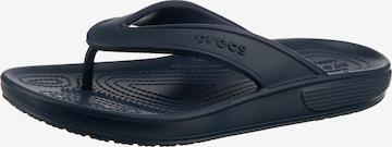 Crocs T-Bar Sandals in Blue